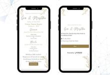 The Wedding of Gio & Meytha by ERUGO Digital Guest Book