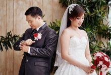 Erwin & Hanny Wedding Day by Dfleur Photography