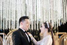 Erwin & Jessica Wedding Decoration by Valentine Wedding Decoration