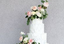 romantic floral by KAIA Cakes & Co.