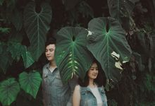 Pre Wedding G & R - Singapore by Willie William Photography