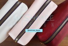 Cosmetic Pouch by Wishmee Design