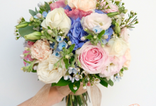 Bridal Bouquet by Esme Floral Artistry