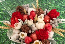 Christmas by Esme Floral Artistry