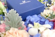 Flower Box by Esme Floral Artistry