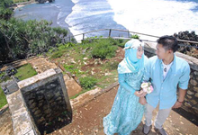 Pre-wedding Hijab by Exme Gallery