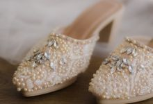 Bridal Shoes I by ESMEE Studio