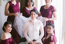Wedding Decoration for Mikha & Angie by Esmeralda Weddings & Decoration
