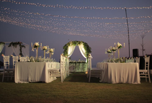 Wedding Decoration of Taewan & Yena Wedding by Esmeralda Weddings & Decoration