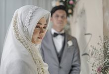 Wedding of Inda & Zaki by arae.moment
