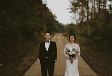 Prewedding of Alvin and Vivian by Espoir Studio
