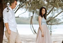 Pre wedding of Nerissa and Rian by Espoir Studio