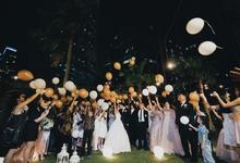 Wedding of Priscila and Peter by Espoir Studio