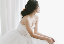 Vivere wedding gown (available for rent) by Espoir Studio