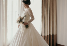 The Wedding of Anna  by Espoir Studio