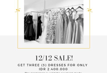 12/12 Year End Sale by Espoir Studio