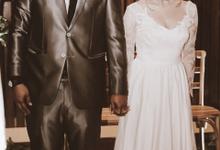 Wedding of Theresia by Espoir Studio