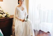 The wedding of Oky and Sam by Espoir Studio