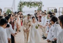The wedding of Oky&Sam by Espoir Studio