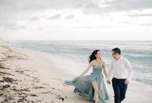 The prewedding of GIO and INDRI by Espoir Studio
