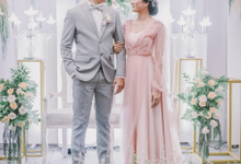 The Wedding of Sarah by Espoir Studio