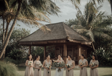 The Wedding of April by Espoir Studio