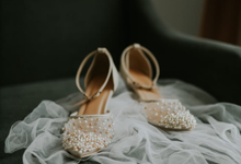 WEDDING SHOES (HANNA) by Espoir Studio