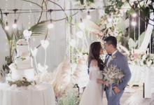 The Wedding of Grace and William by Espoir Studio