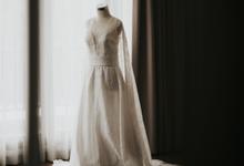 The Wedding of Evita by Espoir Studio