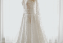 The Wedding of Evita by Espoir Studio