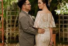 The Wedding of Joana by Espoir Studio