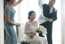The Wedding of Janey by Espoir Studio
