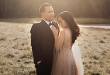 The Prewedding of Audrey  by Espoir Studio