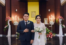 The Wedding of Agnes and Dio by Espoir Studio