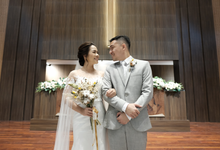 The Wedding of Benita by Espoir Studio