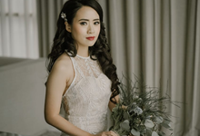 The Wedding of Stefani by Espoir Studio