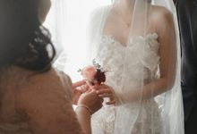 Wedding of Ester and Sam by Le Clemmie by Amelia