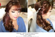 Wedding & Function Makeup by Clara Song Make Up
