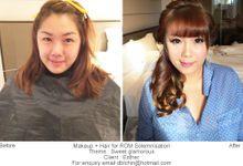 Wedding & Function Makeup by Clara Song Make Up