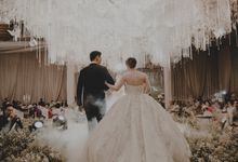 Esther & Sonny Wedding Ceremony by ATIPATTRA