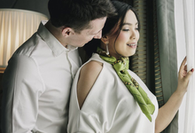 Pre-Wedding at Fourseasons Jakarta by Eteria Kreativ