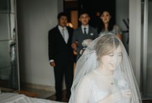 Wedding of Leo & Christine by d'Bride House