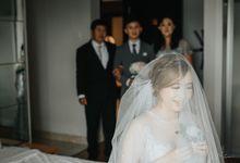 Wedding of Leo & Christine by d'Bride House