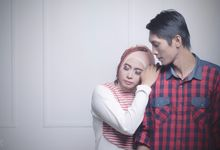 Casual Prewed For Andi + Lutfi In Our Studio by Remember Photography