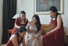Wedding of Eka & Feli by Etre Atelier