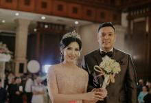 Wedding of Jein & Daniel by Etre Atelier