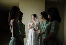 Wedding of Julius & Yohana by Etre Atelier