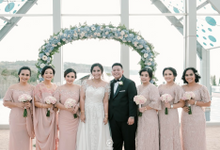 Wedding of Hana & Lala by Etre Atelier