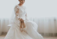 Wedding of Jeremy & Stella by Etre Atelier