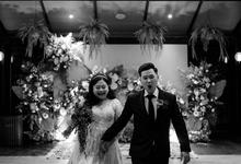 Wedding of Tom & Meike by Etre Atelier